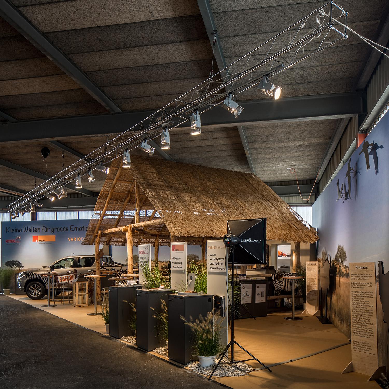 Gewerbeausstellung in Marthalen